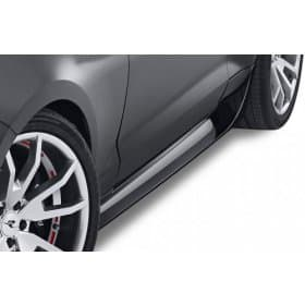 2015-2017 Ford Mustang Outlaw Side Rockers Panel Skirts