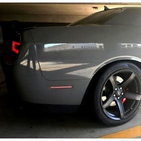 2015-2017 Dodge Challenger SMD Clear and Tint Side Marker Lights