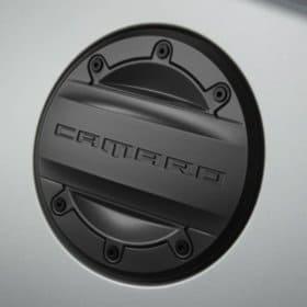 2016-2018 Camaro Fuel Door Custom Painted