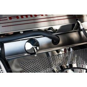 2016-2018 Camaro SS Stainless Steel Lower Fuel Rail Covers