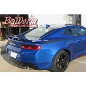 2016-2018 Camaro Quarter Panel Spears Stripe Kit