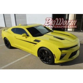 2016-2018 Camaro Track Stripes Stripe Kit