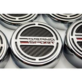 2017-2019 C7 Corvette Carbon Fiber Grand Sport Engine Cap For Manual Trans