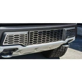 2017 Ford Raptor Lower Bumper Covers Grille Style 2pc