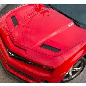 2010-2013 Camaro ACS T3 Hood Port Kit