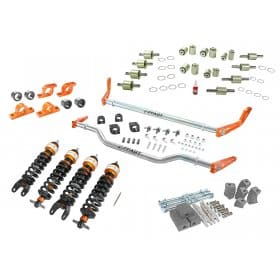 C5 Corvette aFe Control PFADT Series Stage 3 Suspension Package