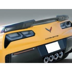 C7 Corvette Z06 Z07 Wicker Spoiler Conversion Kit