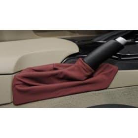 C6 Corvette Single Color Leather Emergency Brake Boot