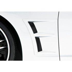 2010-2015 Camaro 3dCarbon Front Fender Vents
