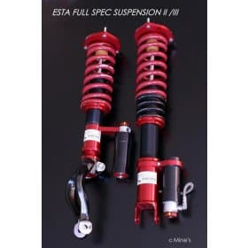 Nissan GT-R ESTA Full Suspension Kit