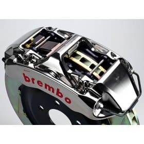 2010-2013 Camaro ZL1 GT-R Brembo Rear Brake Kit