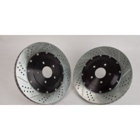 C5 Corvette Baer Eradispeed Rotors