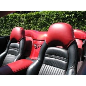 C5 Corvette Speed Lingerie Head Rest Cover