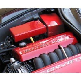 C6 Corvette Painted Battery Cover