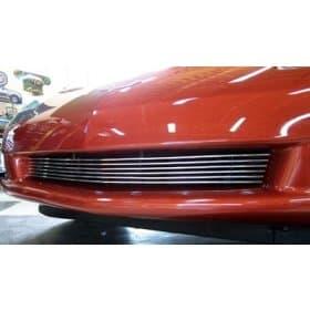C6 Corvette Polished Aluminum Billet Grille