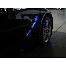 2014-2019 C7 Corvette Basic Fender Cove LED Kit