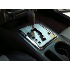 Dodge Challenger Gear Shifter Plate - SouthernCarParts com
