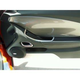 2010-2015 Camaro Brushed Stainless Steel Door Handle Pull Trim