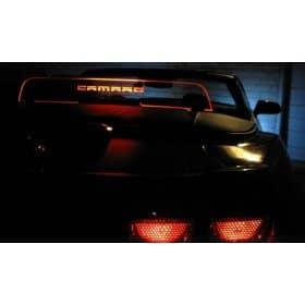 2010-2015 Camaro Convertible WindRestrictor