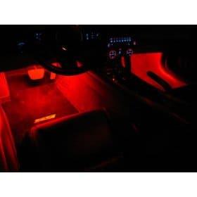2010-2015 Camaro Interior Footwell LED Lighting With Dome Light Kit