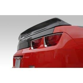 2010-2013 Camaro Carbon Fiber Rear Spoiler 5