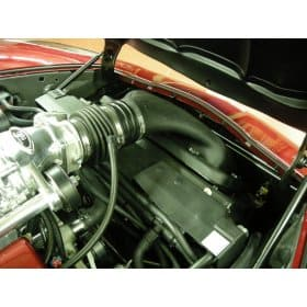 C6 Corvette Z06 LS3 Callaway Honker Cold Air Intake System