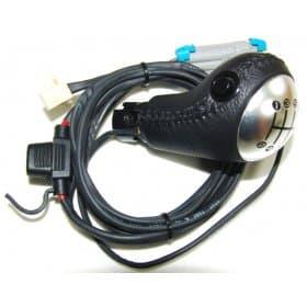 C6 2005-2013 Corvette Shifter Knob Exhaust Switch