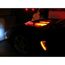 C5 Corvette Fender Cove LED Lighting Kit