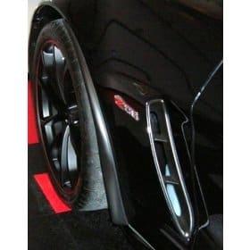 C6 Corvette Z06/ZR1 Front Fender Splash Guards