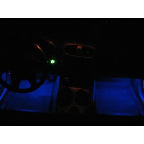 C5 Corvette Footwell LED Lighting
