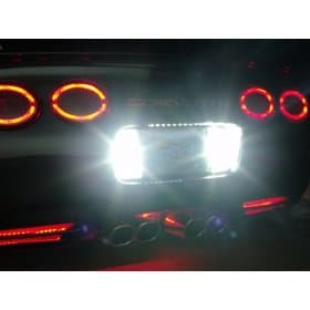 C5 Corvette 80 Watt Reverse Light Led's