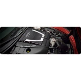 C6 Corvette Edelbrock Supercharger 599HP