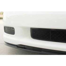 C6 Corvette Blakk Stealth Mesh Air Dam Grilles