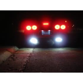 C6 Corvette 80 Watt LED Reverse Lights