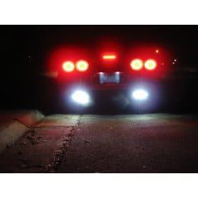 C6 Corvette 80 Watt LED Reverse Lights
