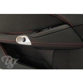 C6 Corvette Leather Door Pulls