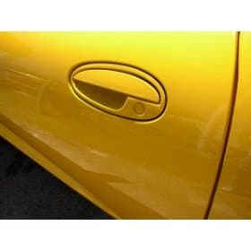 Corvette C5 Key Hole Covers