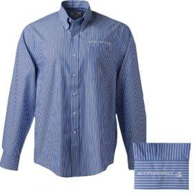 C7 Corvette Men's Pin stripe Longsleeve Shirt