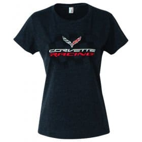 C7 Corvette Racing Ladies T-Shirt