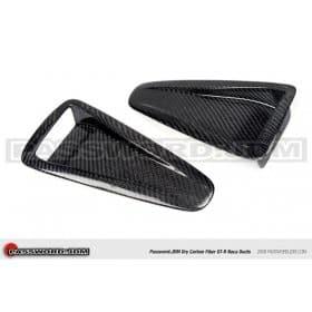 Nissan GT-R R35 Dry Carbon Fiber Ducts