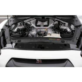 Nissan GT-R R35 Mine's Carbon Radiator Shroud