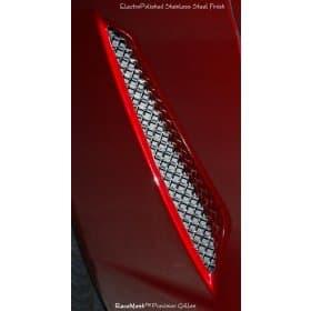 C6 Corvette Racemesh Fender Duct Inserts