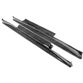 2012-2013 Nissan GTR VS Style Seibon Carbon Fiber Side Skirts