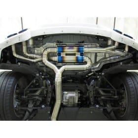 Nissan GT-R R35 TiTek Stage-1 Titanium Exhaust System