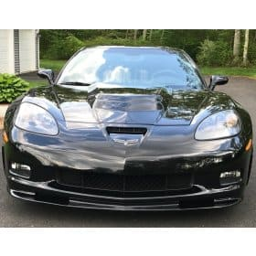 C6 Corvette L88 Style Hood w/o Center Window