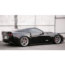 C6 Corvette  Z06, ZR1, GS APR Carbon Fiber Package