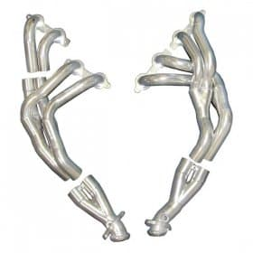 C6 Corvette Bassani Long Tube Headers