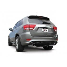 2012-2014 Jeep Grand Cherokee SRT-8 BORLA S-Type  Exhaust 11826