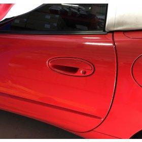 C5 Corvette Key Hole Covers