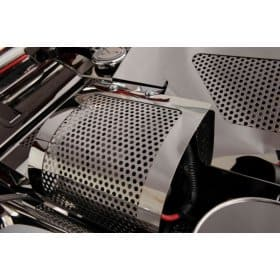 C5 Corvette Perforated Alternator Cover